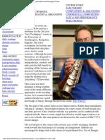 University of Southampton - Jazz Techniques - Improvising & Arranging(2).pdf
