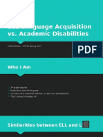 ellison c ct745 ell language acquisition vs  academic disabilities