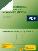 Sedativele Stabilizatorii Si Med in Demente Web