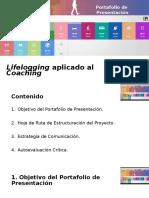 Lifelogging Aplicado Al Coaching Portafolio de Presentación