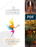 7th World Chambers Congress Report