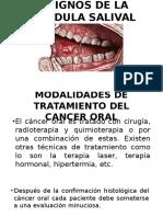 Tumores Malignos de La Glandula Salival
