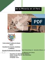 Impacto de La Mineria en El Peru