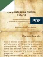 1. Sesión 1. Administración Pública Estatal