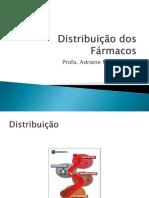 Distribuição Dos Fármacos