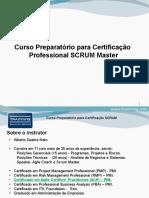 SCRUM PPT Instrutor - Trainning (Revisão 03 -2017)