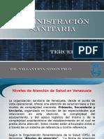 Administracion Sanitaria 3er Tema Niveles de Atención de Salud en Venezuela