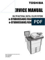 Toshiba FC 6550C Service Manual