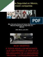 Crisis de Seguridad en Mexico