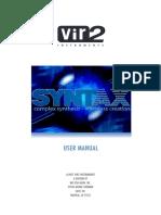 SyntAX Manual
