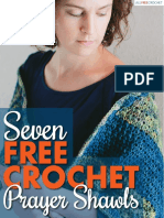 7 Free Crochet Prayer Shawls
