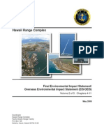 Hawaii Range Complex Final EIS/OEIS Volume 2 of 5