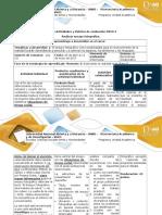 Guía de Actividades y Rúbrica de Evaluación PASO 4