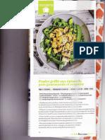 Salade Poulet Légumes