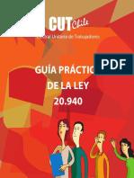 Guia Practica nueva Ley Laboral