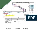 Diseño de Escalera Edif Park Plaza Sfm2015