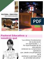 4. Pastoral Educativa - Hacía Un Planteo Programático