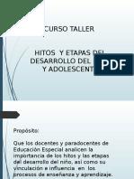 Curso Desarrollo Del Niño y Adolescente