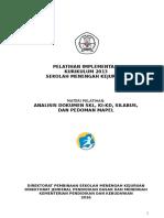 Analisis SKL, KI-KD, Silabus dan PPM