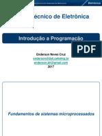 Módulo I - Fundamentos de Sistemas Microprocessados