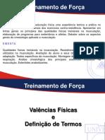 Valências Físicas E Definições de Termos