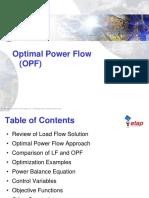 16 - Optimal Power Flow