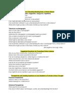 criticalliteracyresourcesreferences