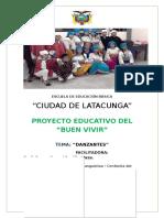 Proyecto Club de Danza 1
