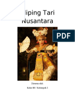 Kliping Tari Nusantara