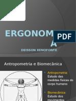 Ergonomia AULA 2 Antropometria e Biomecânica