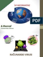 Virus i Antivirus i