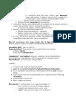 MCB 32 Midterm 1 Study Guide