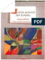19836203 Teoria General Del Estado Georg Jellinek