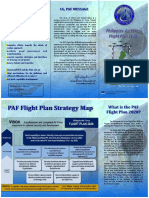 PAF Flight Plan 2028 Brochure