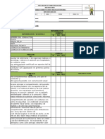Form Inspeccion de Ambulancia