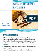 171576686 PPT for Seminar on W Engine