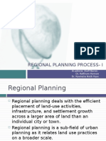 Chap 6 Regional Planning