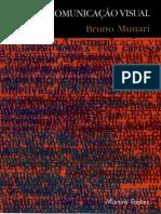 Design e Comunicação Visual - Bruno Munari.pdf