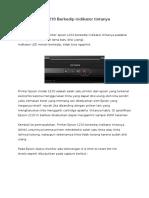 Printer Epson L210 Berkedip indikator tintanya.docx