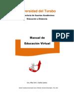 Manual Educacion Virtual