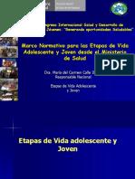7.Marco Normativo MINSA- Adolescente y Joven