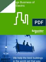 Schneider Electrics Building Business Presentation