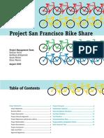 Bike Share Report