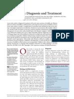 Otitis Media Diagnosis Nand Treatment