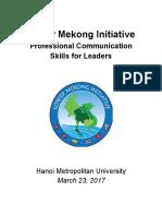 HNMU Workshop Coursebook