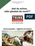 Folien Gründungsvortrag Prof. Dr. Beda Stadler Gründung Sektion Wallis Freidenker-Vereinigung der Schweiz