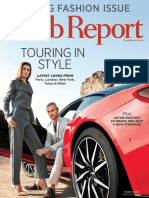 Robb Report - March 2017