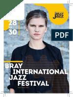 Bray Jazz Festival Programme - 2017