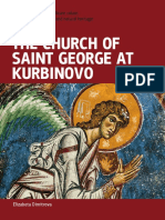The Church of Saint George at Kurbinovo - Elizabeta Dimitrova