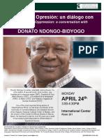 Donato Ndongo Bidyogo at Michigan State University-1